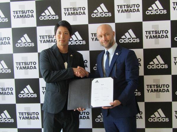 アディダス、ヤクルト・山田哲人と複数年契約を締結…3年連続トリプルスリーをバックアップ