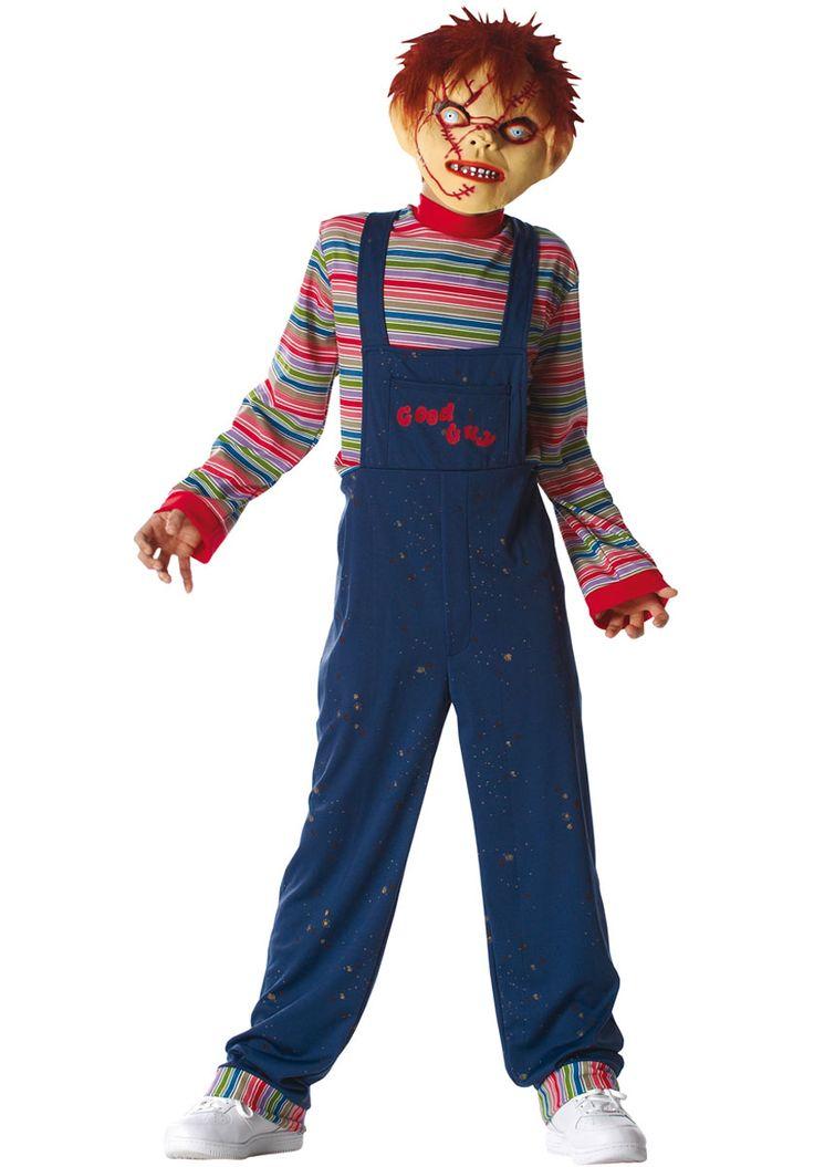 chucky costume childrens halloween fancy dress child halloween costumes at escapade uk childrens halloween costumesboy
