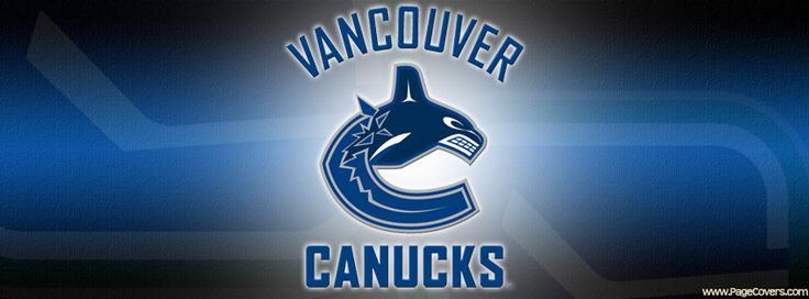Vancouver Canucks Facebook Cover
