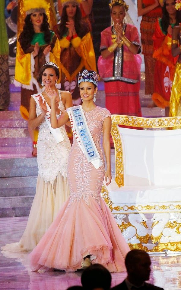 Miss Philippines Wins Miss World 2013