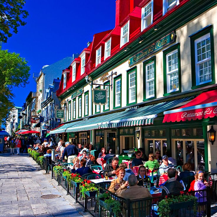 Top 5 Bistros in Quebec City | Travel + Leisure