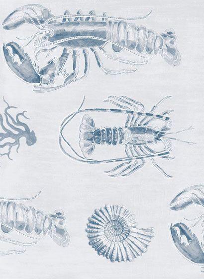 14 best Tapeten mit Fischen images on Pinterest Fish wallpaper - fliesen tapete küche