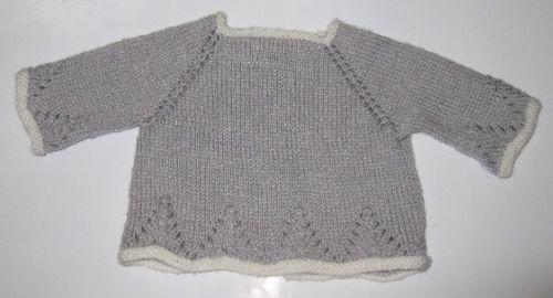 jersey lana conjunto bebe