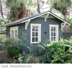 """Tiny Homes Are Big!    Add a Guest Cottage, Home Office or """"Granny Pod"""" for Surprisingly Little"""