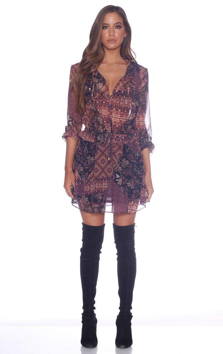 ADANA DRESS - Siss & Co.
