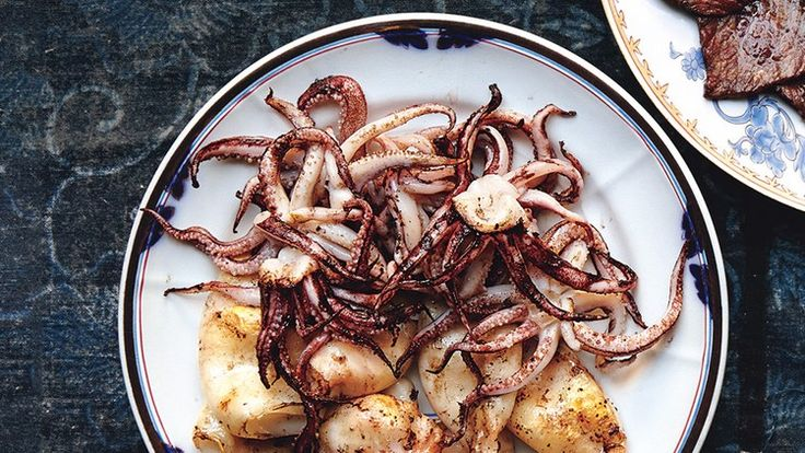 How to Cook Squid - Bon Appétit | Bon Appetit