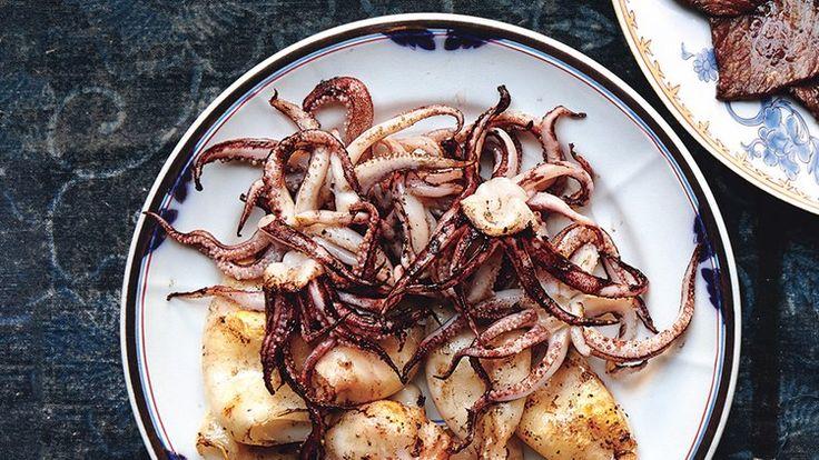 How to Cook Squid - Bon Appétit | Bon Appetit
