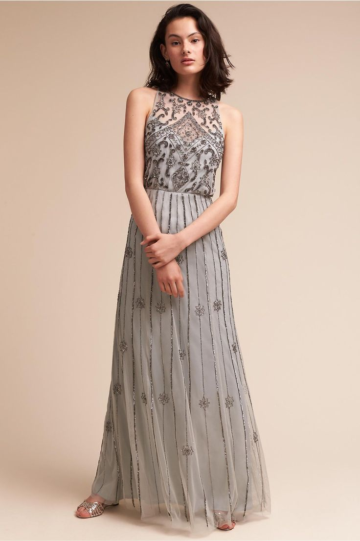 BHLDN's Amada Dress in Morning Mist