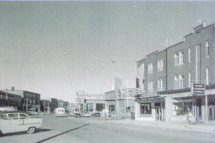 Rimouski circa 1950