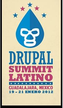drupal submit latino logo