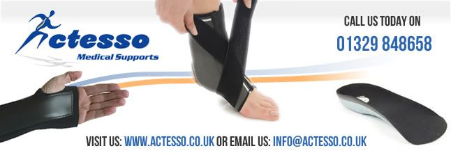 Medically approved supports for a range of conditions including Carpal Tunnel Syndrome, Arthritis, Sprains, Tennis Elbow and more...