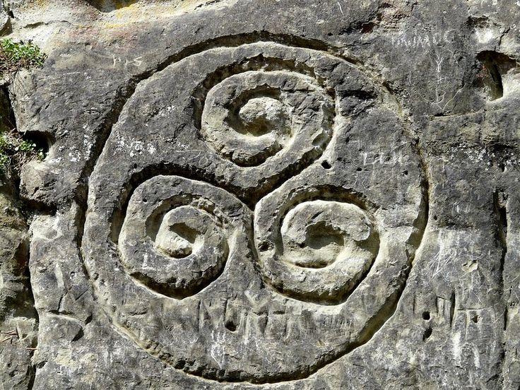 Le #triskel : histoire et #signification de ce #symbole