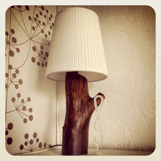 My first home made lamp :): Home, House, Homes, First Home, Craft Ideas, Diy, Home Made