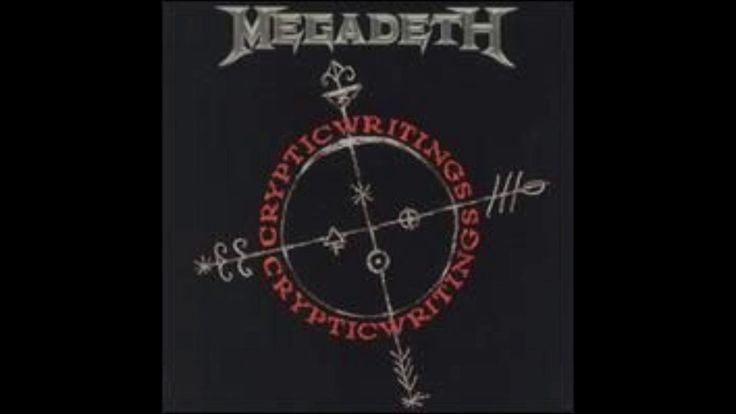 Megadeth: Cryptic Writings - Remasterizado 04