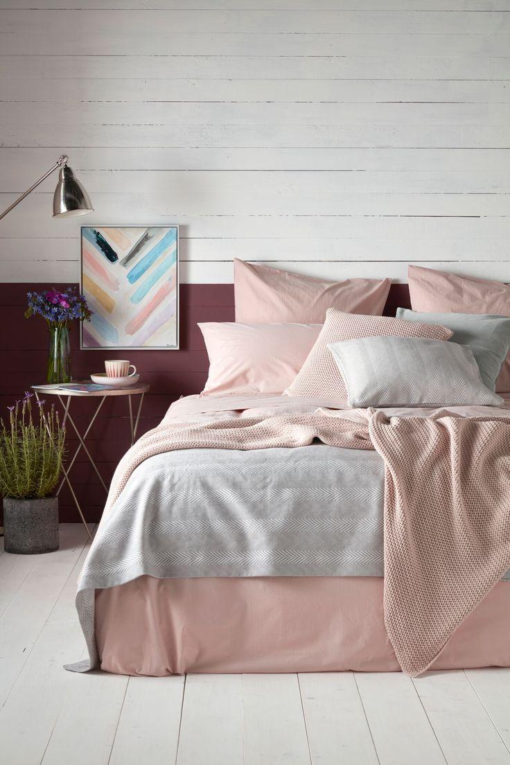 Best Blush Pink Cotton Bedding Bed Linens Luxury Bed Linen 640 x 480