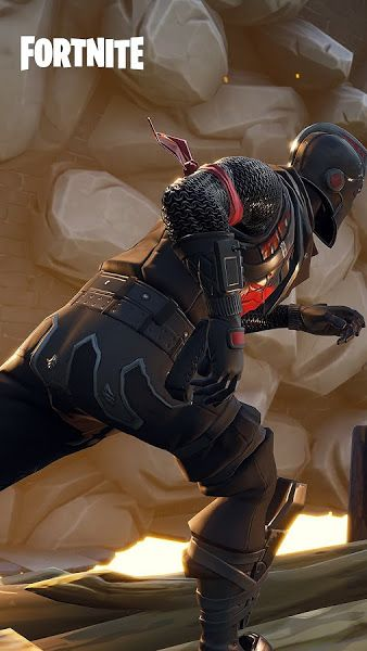 fortnite battle royale carbon commando outfit skin 4k 3840x2160 - fortnite carbon commando xbox
