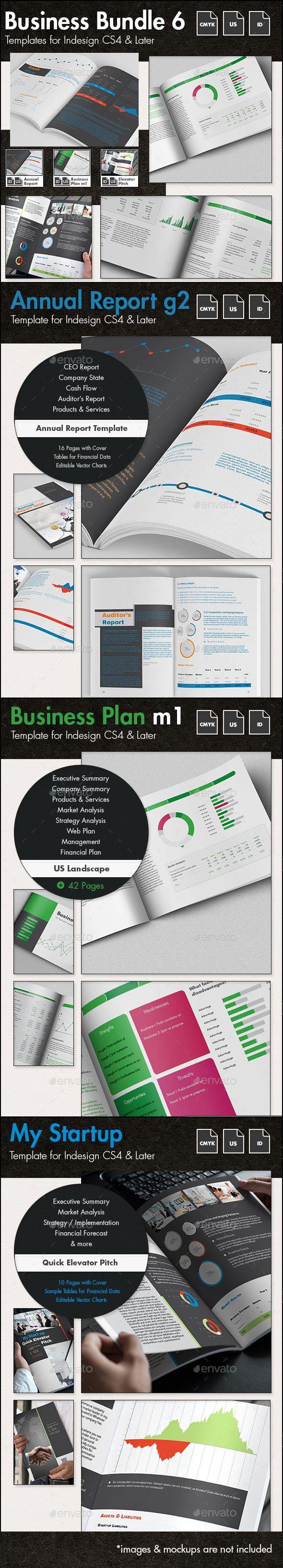 Business Templates Bundle VI - US Letter