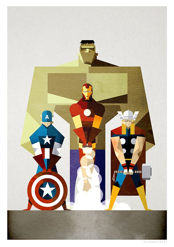 The Avengers - Ricardo Polo                                                                                                                                                                                 Más