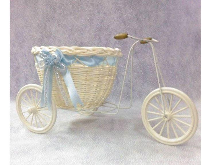 Bebek Sepeti Hasır Bisiklet