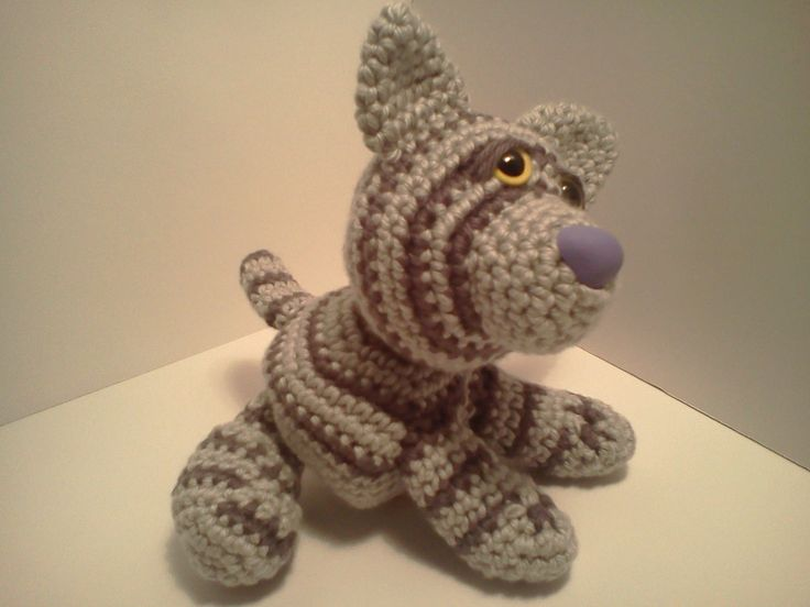 Amigurumi Kitten Patterns : Best crochet cats images amigurumi patterns