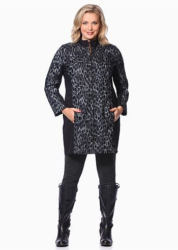 #TS Affogato Jacket #plussize #curvy