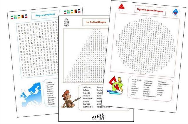 Remue Meninge Mots Meles Mots Meles Mots Meles A Imprimer Jeux A Imprimer