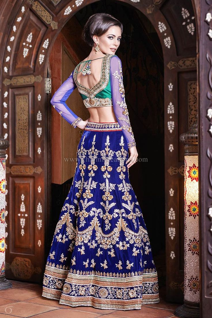 Wedding Reception Dresses Engagement Outfits Wedding Lenghas Evening Gowns Asian Wedding Outfits