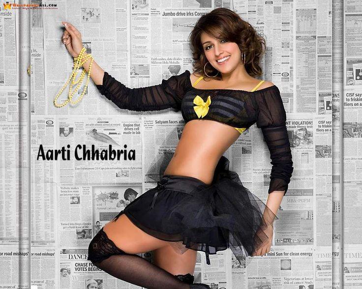 Photo Tweet: Bollywood Actress Aarti Chhabria