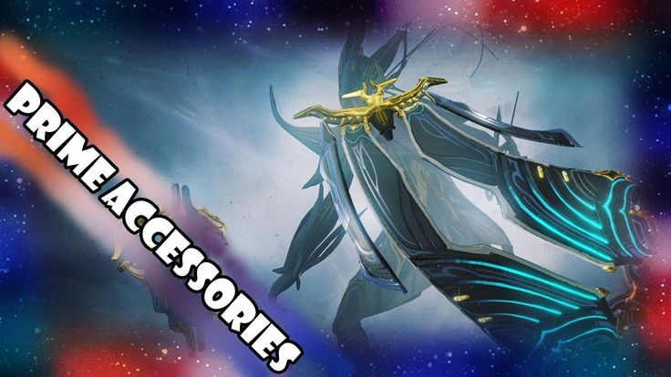 Banshee Prime Accessories Pack Accessories packing