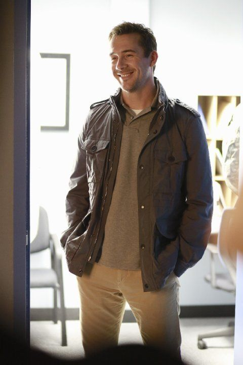 Still of Barry Sloane in The Whispers (2015)
