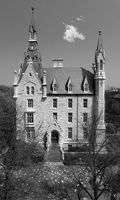 Northwestern University  Evanston, IL  University Hall.  One of the most iconic buildings on their campus.  Hands down.
