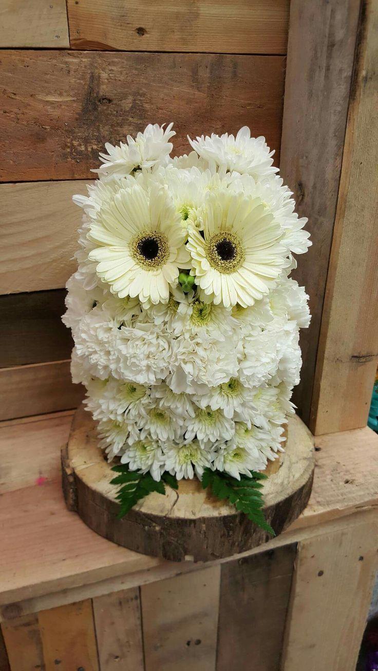 Flower owl from Diana Dietzel