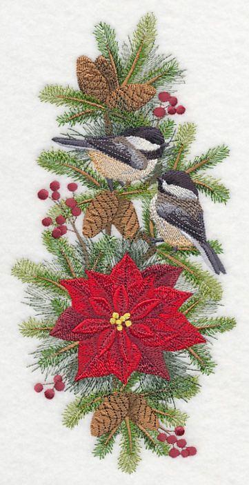 Chickadee Christmas
