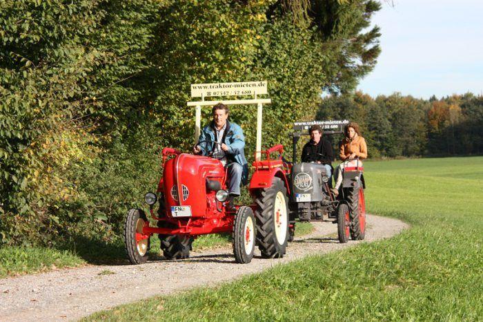 Oldtimer Traktor Mieten Traktorvermietung Langl Am Bodensee Oldtimer Traktoren Am Bodensee Mieten Mit Dem Porsche Ei Oldtimer Traktoren Traktoren Traktor