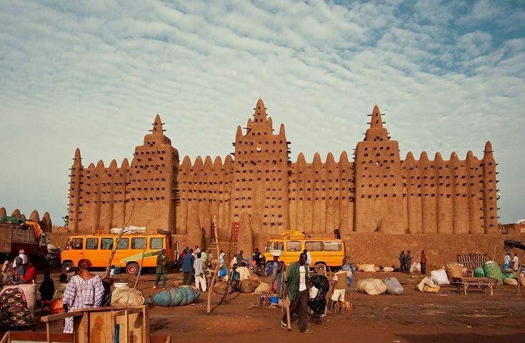 Mali - attractions and landmarks | Wondermondo