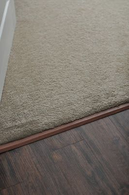 She's crafty: vinyl plank flooring aka fake wood floors with subfloor prep instructions