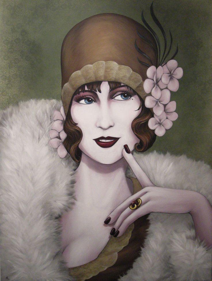 Artist - Amanda Lynn - San Francisco, USA