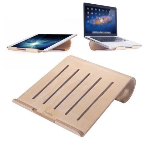 Universal Cooling Dock for Laptops & Tablets