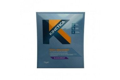 Kinetica 100% Recovery 10 x 75g + Free Sample Price: WAS £30.00 NOW £22.99