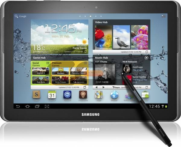 SAMSUNG N8000 Galaxy Note 10.1 16GB Grey