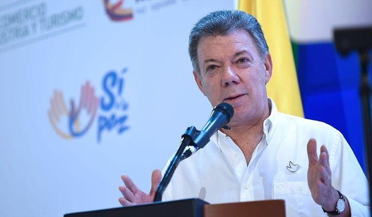 Si ven que hay lluvias intensas no se preocupen: Santos a Mocoa | Actualidad | W Radio Colombia
