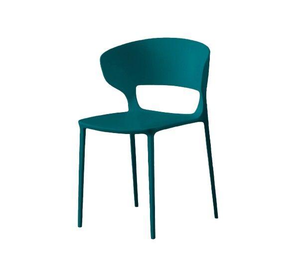 Koki è una sedia progettata da Dondoli e Pocci per Desalto, realizzata con la struttura interna in acciaioe con scocca autoportante in poliuretano. Koki è una sedia impilabile,adatta anche per l'esterno, con delle curve e uno stile perfetto per una moltitudine di ambienti: dall' ambiente privato della cucina a quello pubblico del ristorante o del bar. Koki ha un design confortevole con lo schienale avvolgente che invita a sedersi e al relax, un'estetica raffinata di grande comfort e al…