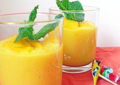 L'anecdote : Le souci avec les mangues, c'est de les éplucher. Trouver le noyau, trancher dans le fruit puis faire un quadrillage de manière à retourner la mangue, certes. Mais dans les…