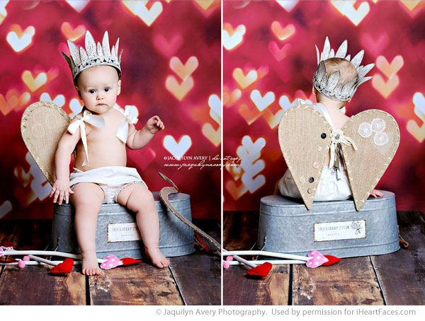 Love this Valentine's Day Photo idea by Jaquilyn Avery Photography jacquilynavery.com #Valentine
