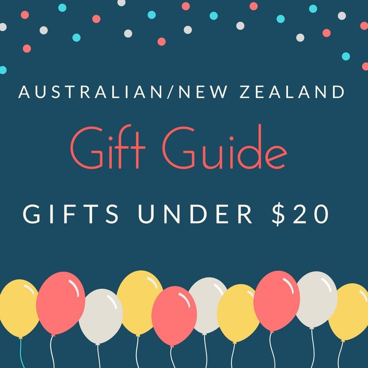 Gift guide for handmade items under 20 dollars. Australian and New Zealand Gift Guide for locally sourced handmade gift items. Support local creators by shopping small this Christmas.