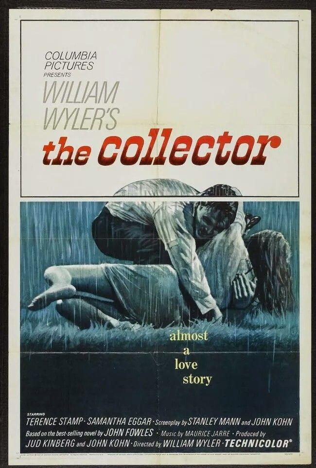 فيلم collector 1965