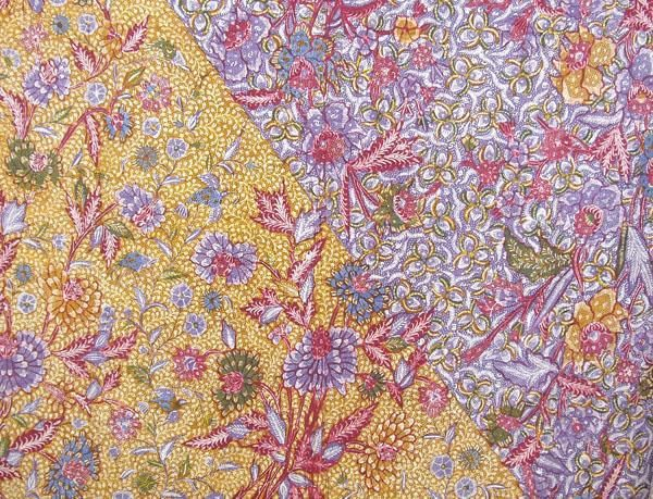Batik pagi-sore: cómo actúa el ingenio « Textiles de Indonesia