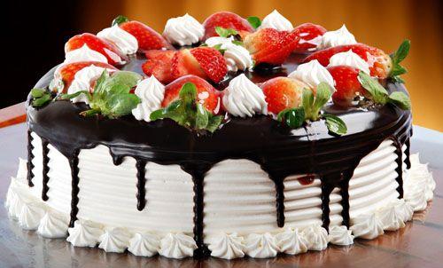 Zdobíme tortu