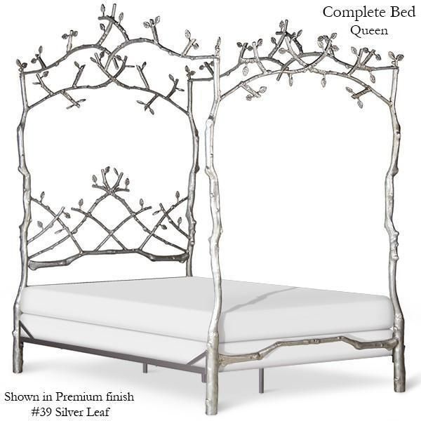Corsican Iron Canopy Bed 43620 Forest Dreams Canopy Bed Canopy Bed Frame Iron Canopy Bed