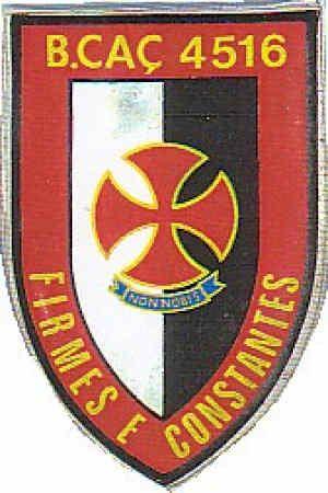 3ª Companhia de Caçadores do Batalhão de Caçadores 4516/73 Guiné